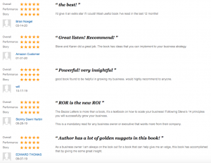 audible reviews