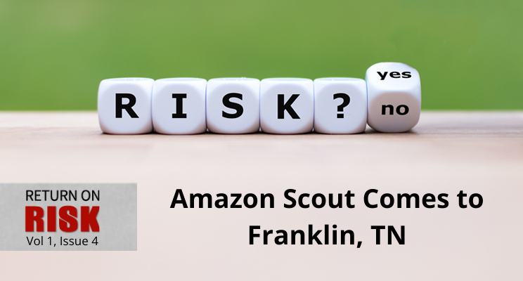 Amazon Scout Comes to Franklin