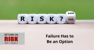 failure as option